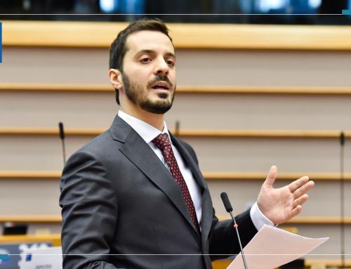 L'eurodeputato Sofo entra a far parte del Gruppo Ecr