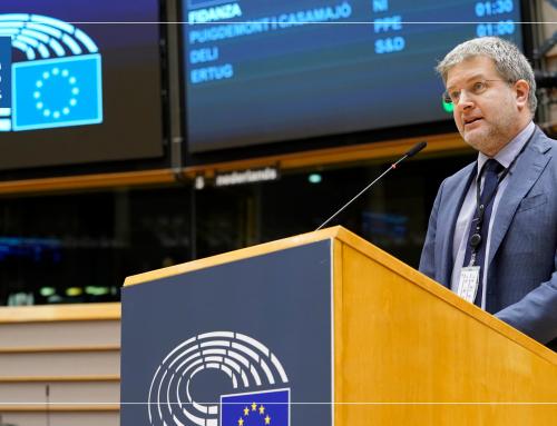 VACCINO, FIDANZA (FDI-ECR): EUROPA SI ASSUMA RESPONSABILITA' RISULTATI FALLIMENTARI
