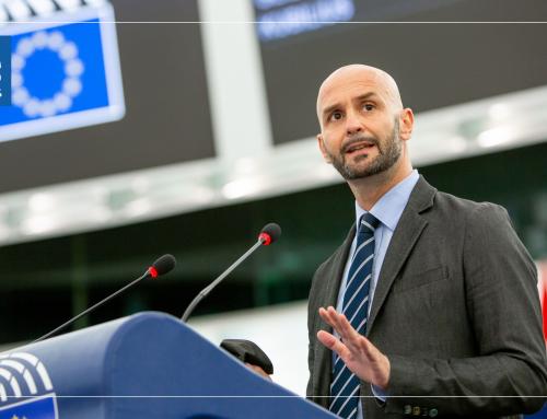 Ue, Procaccini( FdI- Ecr): questo dibattito sporca immagine dell'Italia all'estero